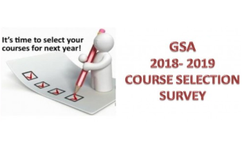 Course Selection 2018