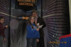 Great Success at MathCon Competition 2013