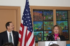 GSA hosted a Press Conference on April 21st, 2011