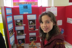 GSA science Fair took place on May 14th, 2011